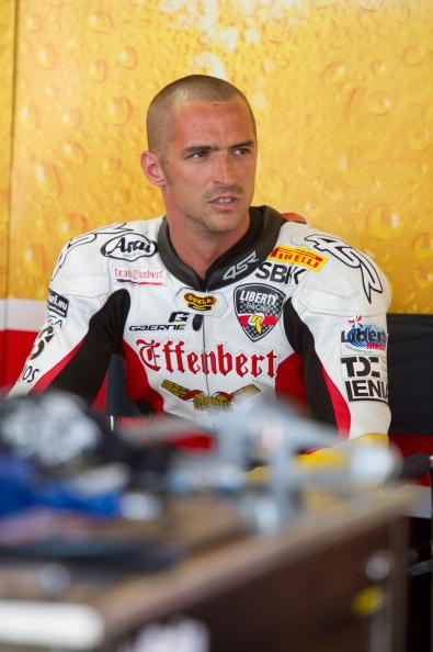 Второе время у чеха Якуба Смрза (Jakub Smrz) на Ducati. Фоторепортаж с трека. Фото: Mirco Lazzari gp/Getty Images