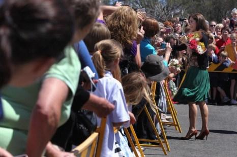 Фоторепортаж о принцессе и принце Дании Мэри и Фредерике на 6-й день в Австралии. Фото: Mal Fairclough /Kate Geraghty-Pool/ Brendon Thorne /Getty Images