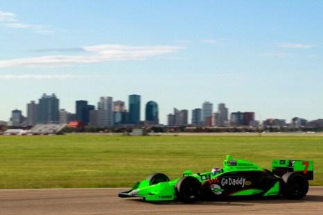 Фоторепортаж и видео  с авторалли  Honda Indy Edmonton. Фото: Chris Trotman/Getty Images