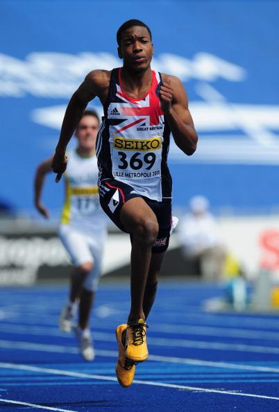 Молодежный чемпионат  по легкой атлетике ИААФ  продолжается. Фоторепортаж  из Лилля. Фото: Stu Forster/Getty Images