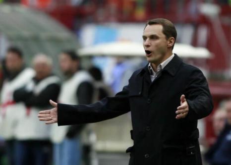 Тренером московского
