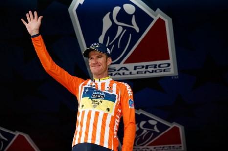 Велогонщик Майкл Роджерс. Фото: Chris Graythen/Getty Images