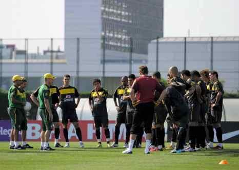Бразильские футболисты в преддверии чемпионата просят больше отдыха. Фото: JOSEP LAGO/AFP/Getty Images
