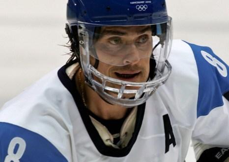 Теему Селянне, нападающий сборной Финляндии. Фото: s.yome/flickr.com
