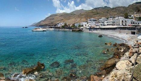 Гора Сфакион, Крит, Греция. Фото: Tango7174/commons.wikimedia.org