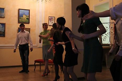 Театральная молодежь. Фото: Николай Ошкай/Великая Эпоха (The Epoch Times)