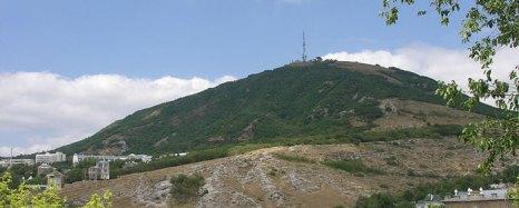 Гора Машук. Фото: Fastboy/commons.wikimedia.org