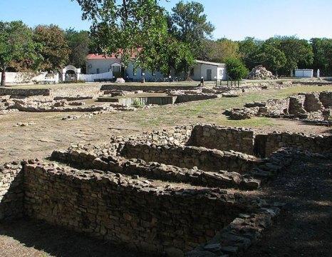 Археологический музей «Горгиппия». Раскопки античного города Горгиппии. Фото: Артём Топчий/commons.wikimedia.org