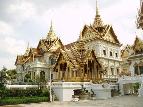 Королевский дворец, Бангкок, Таиланд. Фото: Aidan McRae Thomson/flickr.com