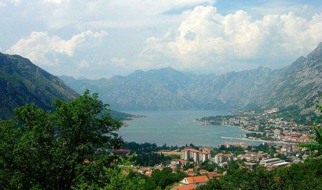 Вид на залив Котор, Черногория. Фото: commons.wikimedia.org