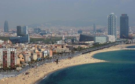 Круиз по Средиземному морю, Барселона. Фото: commons.wikimedia.org