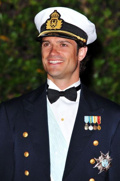 Принц Карл Филипп Шведский. Фото: Pascal Le Segretain/Getty Images