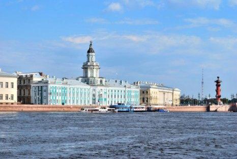 Государственный Эрмитаж, Санкт-Петербург. Фото: Photos.com