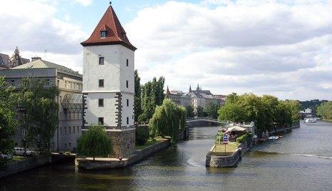 Детский остров, Прага, Чешская Республика. Фото: cs:SJu/commons.wikimedia.org