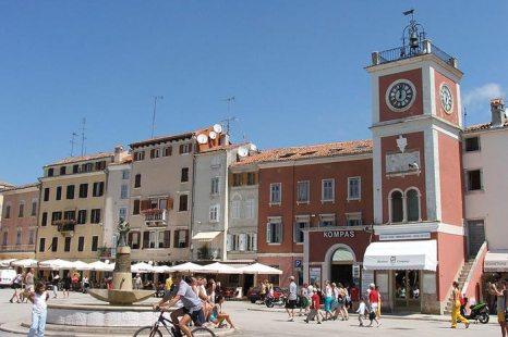 Ровинь славится как один из старейших spa курортов в Хорватии. Фото: ChrisV/commons.wikimedia.org