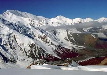 Горы Памира. Фото с tsn.ua
