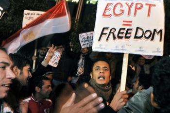 Новые беспорядки в Египте привели к ужесточению наказания за разжигание межрелигиозных конфликтов. Фото: LOUISA GOULIAMAKI/AFP/Getty Images