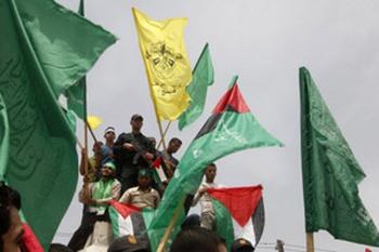 В  Палестине подписано соглашение о перемирии. Фото с derstandard.at