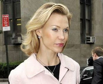 Бывшая  «Мисс Россия» оказалась за решеткой в США. Фото с Lenta.ru
