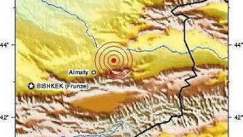 Землетрясение в Казахстане. Фото с eco.rian.ru