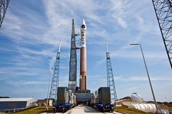 ВВС США запустили спутник, способный обнаружить пуск баллистических ракет. Фото с cybersecurity.ru