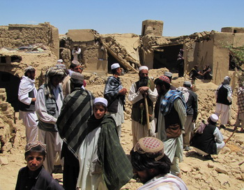 Афганистан.  Фото:  STRDEL/AFP/GettyImages