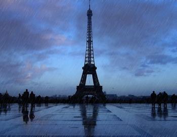 Париж, Франция.  Фото с сайта  rewalls.com
