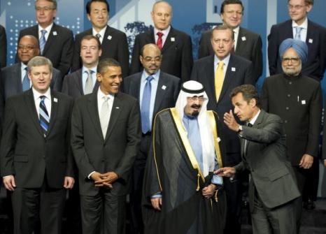 Саммит G20 в Торонто завершился принятием итоговой декларации. Фоторепортаж. Фото: DON EMMERT/AFP/Getty Images