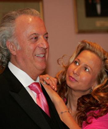 Илья Резник в третий раз женился. Фото с сайта ilya-reznik.ru