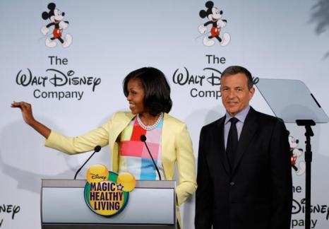 Мишель Обама выступила по вопросу детского питания на презентации программы «Магия здорового образа жизни». Фоторепортаж. Фото: Chip Somodevilla/Getty Images
