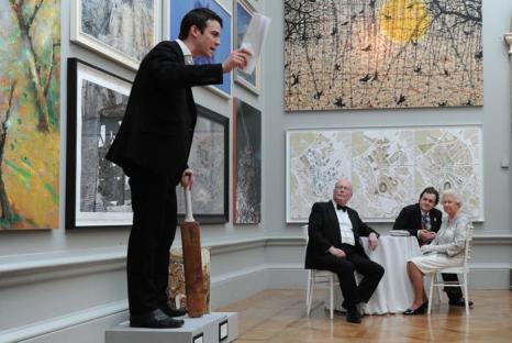 Королева Елизавета II участвовала в Celebration of the Arts Королевской академии искусств. Фоторепортаж. Фото: Carl Court  WPA Pool/Getty Images