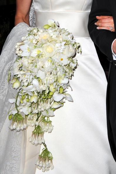 Свадьба принцессы Виктории. Торжественный прием в королевском дворце. Фоторепортаж. Фото:  Pascal Le Segretain/Getty Images