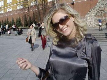 24-летняя Анна Ферманова оказалась новой «российской шпионкой». Фото с сайта lenta.ru