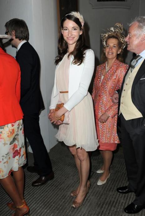 Гости  на свадьбе принцессы  Фелипы фон Бавария. Sophie Wepper. Фоторепортаж. Фото: Hannes Magerstaedt/Getty Images