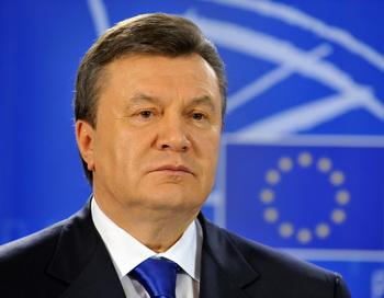 Виктор Янукович. Фото: Georges GOBET/AFP/Getty Images