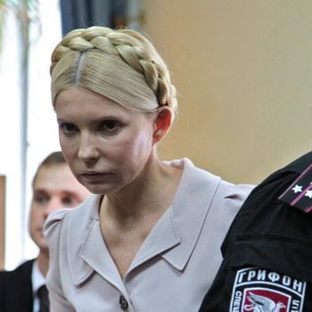 Экс-премьер Юлия Тимошенко. Фото РИА Новости