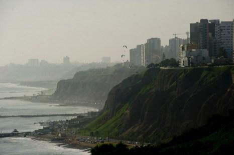 Лима, Перу. Фото: MARTIN BERNETTI/AFP/Getty Images