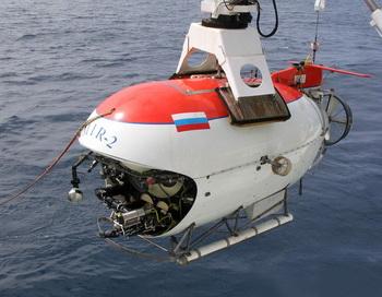 Глубоководный обитаемый аппарат «Мир-1». Фото с сайта baikal-daily.ru