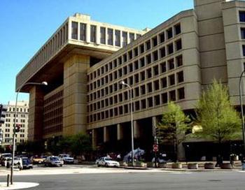 Штаб-квартира ФБР. Фото с сайта wikipedia.org