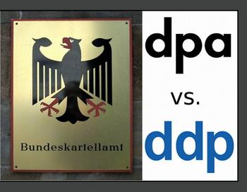 Информагентства Германии не поделили сферы влияния. Фото с сайта data6.blog.de