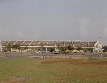 Аэропорт города Яунде, Камерун. Фото с сайта ongola.com