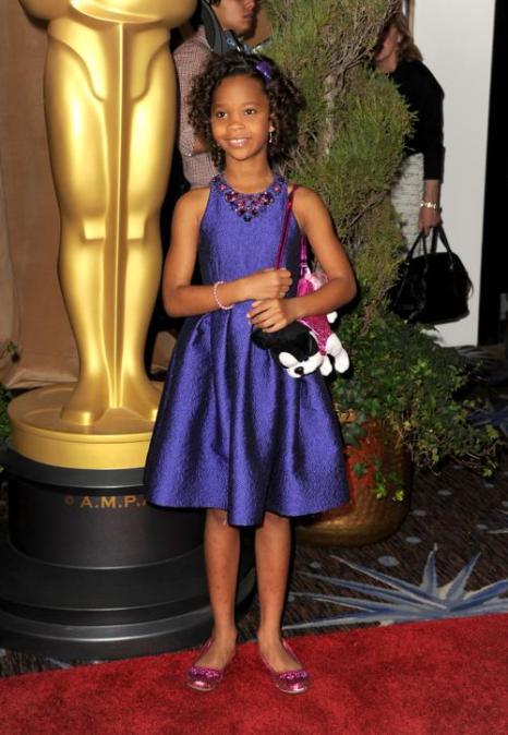 Кувенжани Уоллис на 85th Academy Awards Nominations Luncheon 4 февраля 2013 года в Лос-Анджелесе. Фото: Kevin Winter/Getty Images