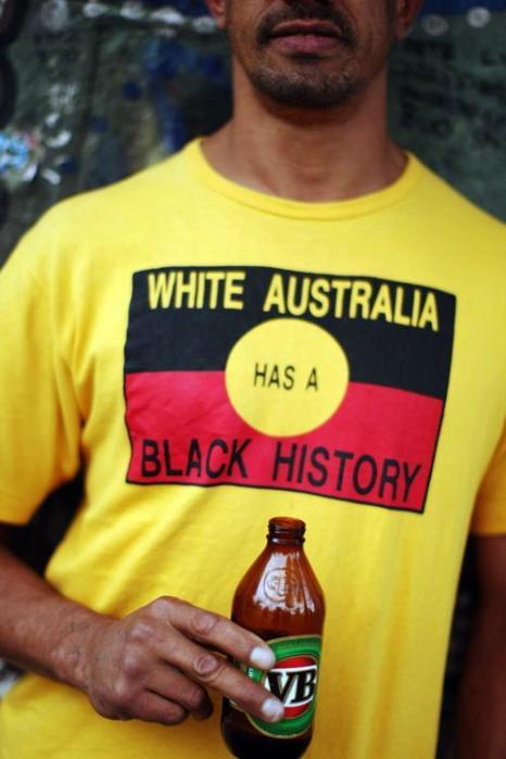Коренной австралиец. Фото: Kristian Dowling/Getty Images