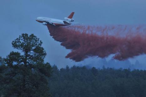 В Колорадо пожар стал самым разрушительным за всю историю штата. Фото: Tom Cooper/Getty Images