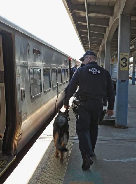 Меры безопасности усилили в Нью-Йорке после теракта в Бостоне. Фото: Bruce Bennett / Getty Images