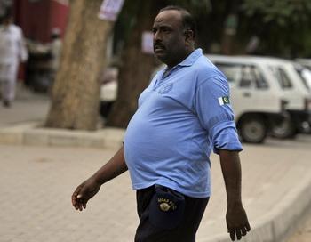 Полицейский Пакистана. Фото: AAMIR QURESHI/AFP/GettyImages