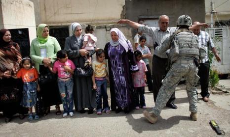 С начала военной операции в Ираке прошло 10 лет. Фото: Joe Raedle/Getty Images