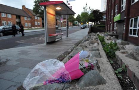 Убийство военнослужащего в Лондоне власти назвали терактом. Фото: CARL COURT/AFP/Getty Images