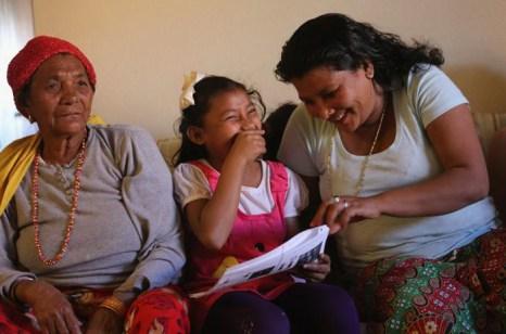 Международный комитет спасения помогает беженцам приспособиться к жизни в США, Тусон, 27 февраля 2013 года. Фото: John Moore/Getty Images