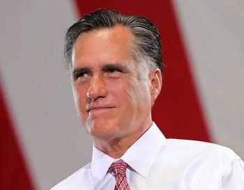 Митт Ромни. Фото: Justin Sullivan / Getty Images